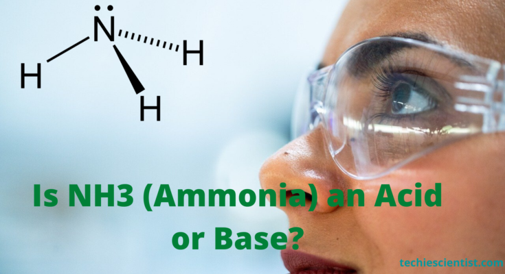 Is NH3 an Acid or Base