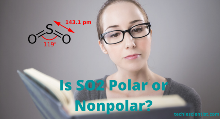 Is SO2 Polar or Nonpolar