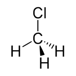 CH3Cl Structure