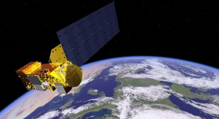 Do satellites blink