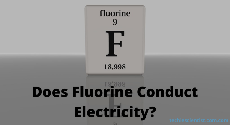 Does Fluorine Conduct Electricity