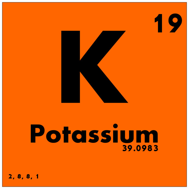Is Potassium an electrical conductor