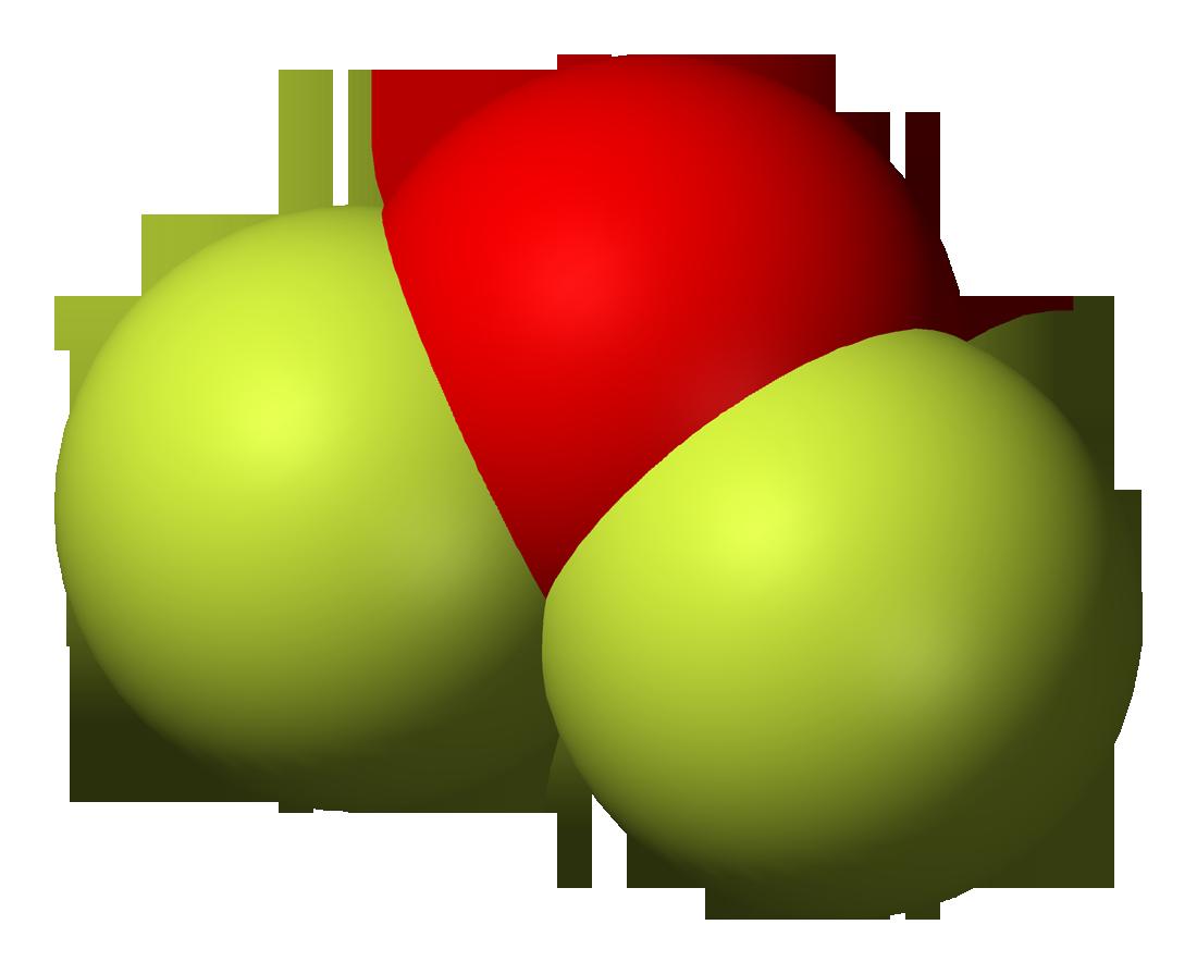 Oxygen-difluoride-3D