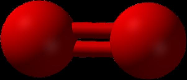 O2 geometrical structure