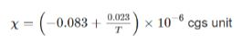 copper magnetic formulae