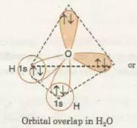 h2o hybridization
