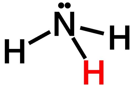 Ammonia Lewis Structure