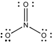 NO3 lewis structure