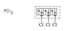 PCl3 electronic configuration