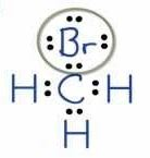 ch3br lewis structure