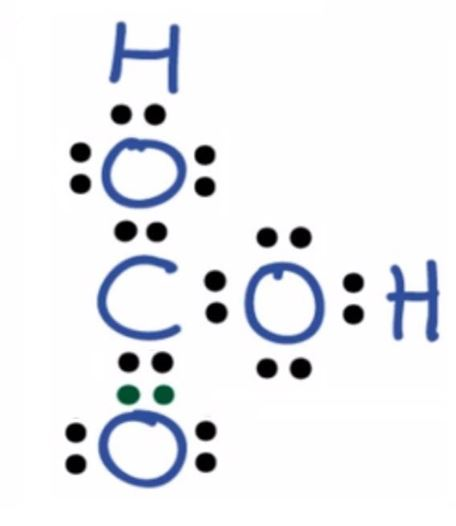 H2CO3 Lewis Structure