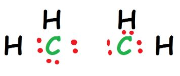 C2H4 dot diagram
