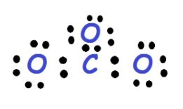 CO32- electrons