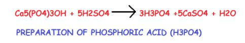H3PO4 preparation