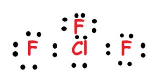 clf3 lewis structure