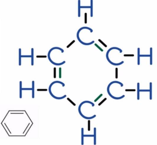 Benzene Lewis Structure