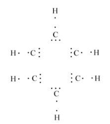 Benzene valence electrons