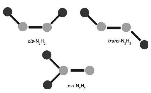 N2H2 hybridization