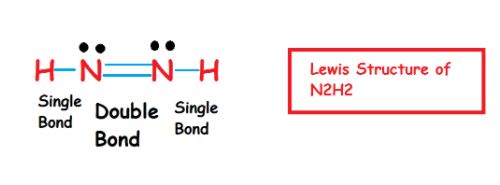 N2H2 lewis structure