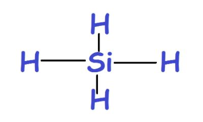 SiH4 lewis structure
