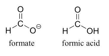 CH2O2 Hybridization