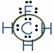 CH3F Lewis Structure