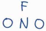 NO2F atoms