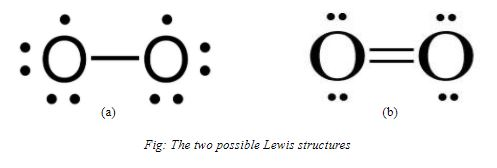 O2 lewis structure