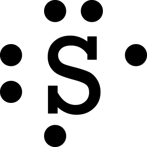 S lewis structure
