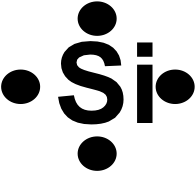 Si lewis structure