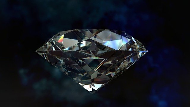 Is Diamond an Element