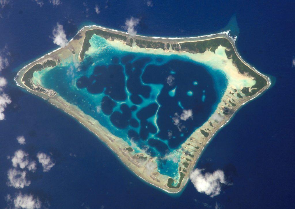 Atoll Reefs