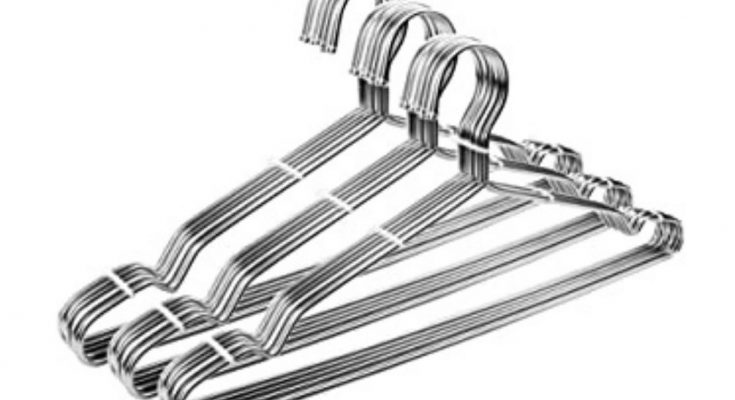 Can you recycle metal hangers