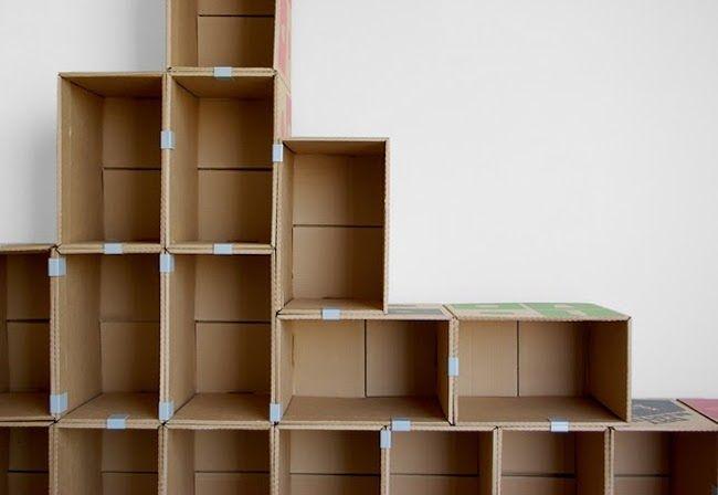 DIY Cardboard