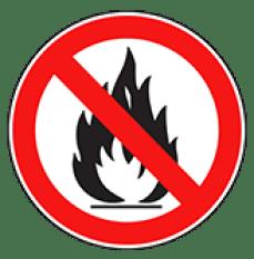Does Nitrogen catch fire