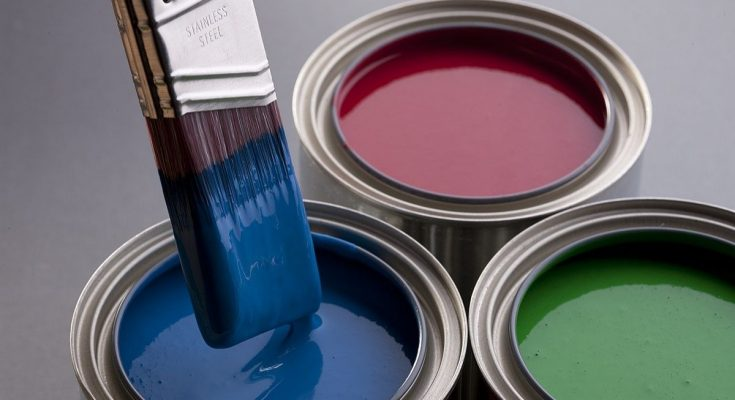 Is Paint Colloid