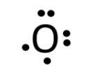 Oxygen valence electrons