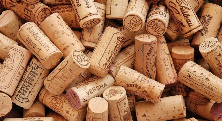 Does cork absorb water