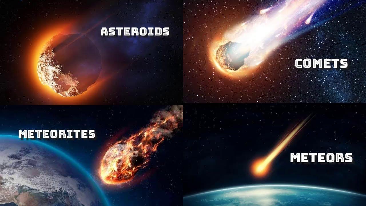 Meteorites, asteroids, comets, and Meteors