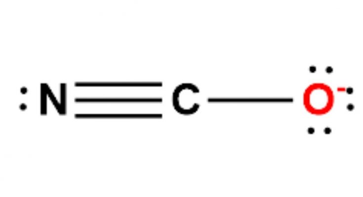 NCO Lewis Structure