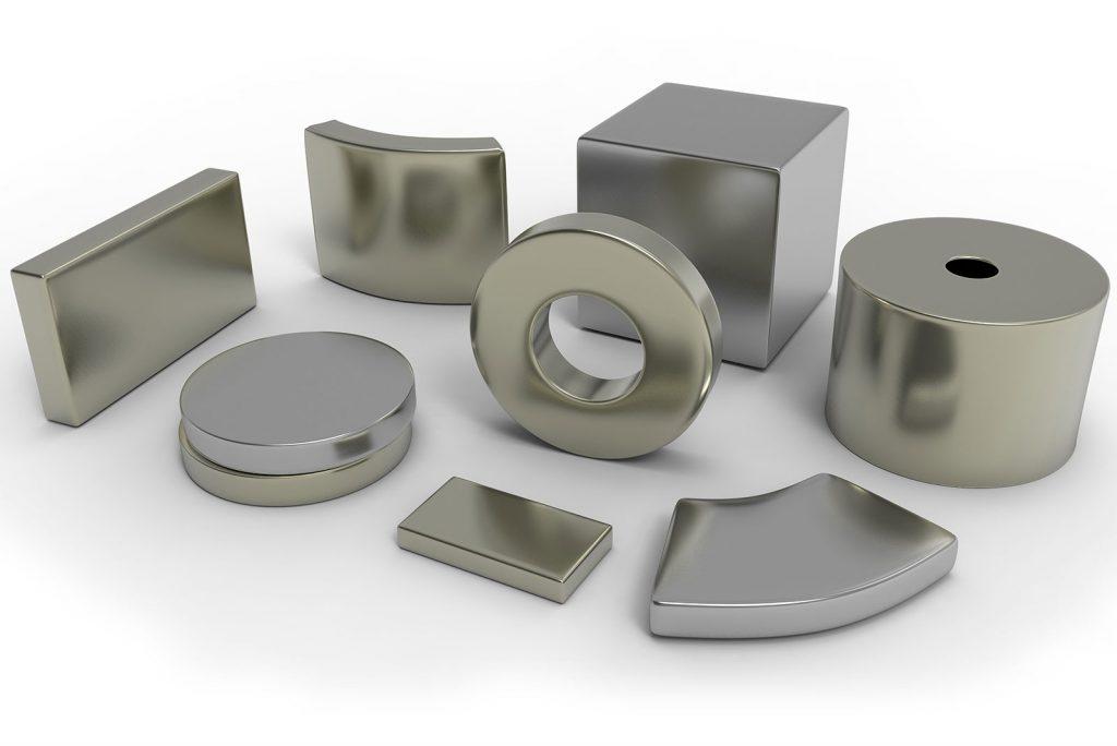 Neodymium-iron-boron