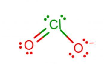 ClO2- Lewis Structure